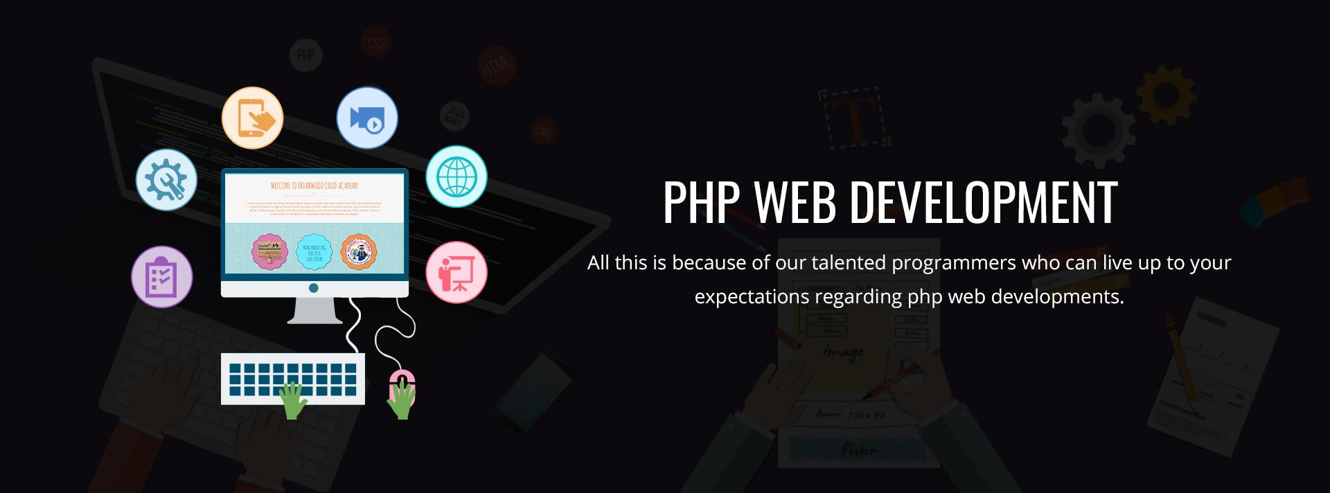 Php Web Development Company Jaipur