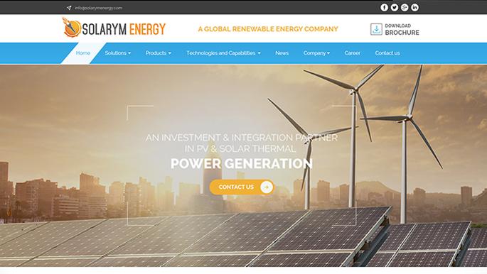 solarym Energy