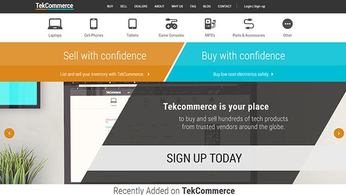 Tekcommerce is your place